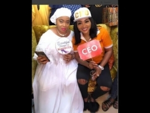 Video: Toyin Ashewo To Re Mecca Storms Mercy Aigbe